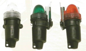 battery navigation lights